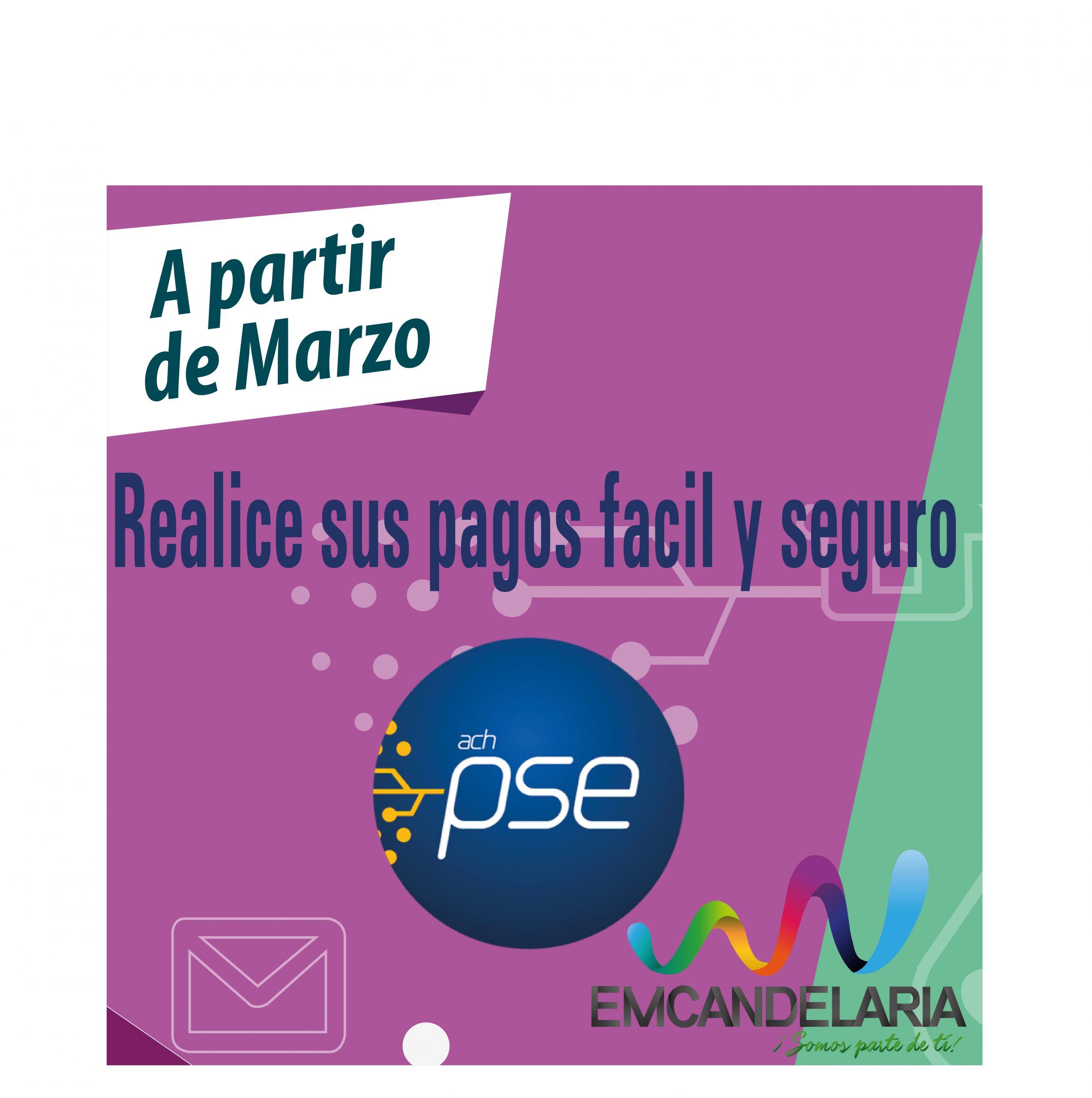 Publicidad de Pago PSE